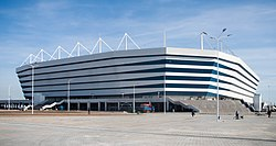 Kaliningrad stadium - 2018-04-07