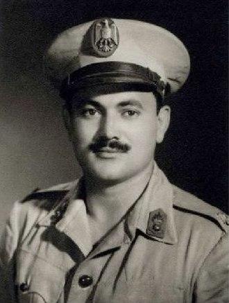 Kamal el-Din Hussein - Portrait of Kamel el-Din Hussein, 1952