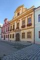 Kanovnický dům (Hradec Králové), nám. Jana Pavla II. 52.JPG