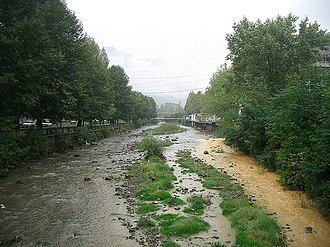 Voghji (river) - Voghji river in Kapan