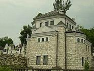 Kapela na jevrejskom groblju u Sarajevu