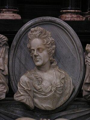 Karolina of Legnica-Brieg - Grave of Karolina in Trzebnica