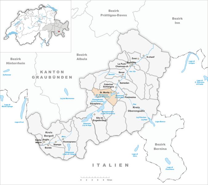 Image:Karte Gemeinde St. Moritz 2007.png
