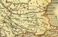 Karte aus dem Buch Römische Provinzen von Theodor Mommsen 1921 16h.png
