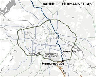autobahntunnel unter wohnhaus berlin
