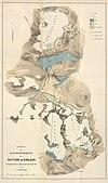 100px karte der gletschergebiete des sulitelma und %c3%85lmajalos   photogrammetrisch aufgenommen im sommer 1898 von j. westman