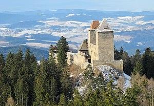 Kašperk Castle - Kašperk Castle