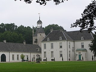 Terborg Place in Gelderland, Netherlands