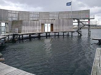 Kastrup Strandpark - Kastrup Søbad.