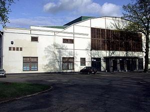 Kauno sporto hale