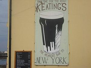 Kilbaha - Keating's Pub