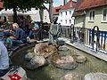 Kempten Fischersteige Brunnen.JPG