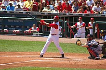 3657e63141 Griffey played in his hometown of Cincinnati from 2000–2008.