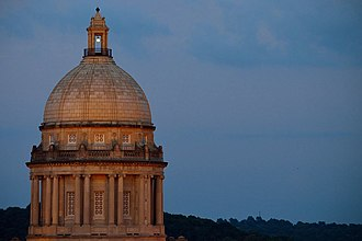 Kentucky State Capitol - Image: Kentucky State Capitol Lookout