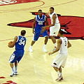 Kentucky at Arkansas basketball, 2013 003.jpg