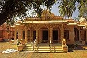 A Jain temple in Kochi, Kerala, India.