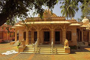 Mattancherry - Dharmanath Jain Temple of Mattancherry