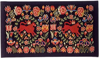 Khalili Collection of Swedish Textiles Private collection of textile art