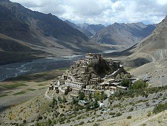 1975 Kinnaur earthquake - Key Monastery and the Spiti Valley, seriously affected by the Kinnaur earthquake