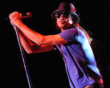 Kid Rock and the Twisted Brown Trucker Band, Ramstein Air Base Germany.jpg