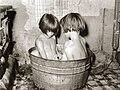 KidsBathingInASmallMetalTub.jpg