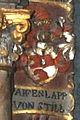 Kiedrich Pfarrkirche Epitaph Koeth Wappen L2.jpg
