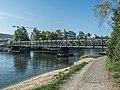 Kieswerke Hardwald Eisenbahnbrücke über die Limmat, Dietikon - Schlieren 20180910-jag9889.jpg