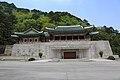 Kim Ir-senovo Friendship Museum v parku Myohyang - panoramio.jpg
