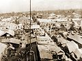 Kingston, Jamaica, after the 1907 earthquake