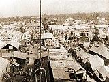 Kingston, Jamaica, after the 1907 earthquake