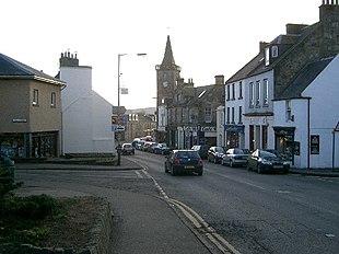 High Street, Kinross