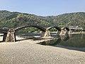 Kintaikyo Bridge on Nishikigawa River 2.jpg