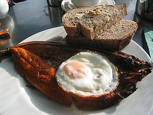 Kipper - Kippers for breakfast in England