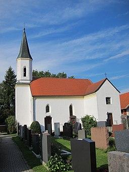 Karl-Kneidl-Weg in Eching
