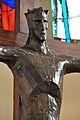 Klagenfurt Pfarrkirche Sankt Ruprecht Christus am Kreuz von Krkoska 02122011 056.jpg