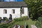 Klagenfurt Seltenheim Filialkirche hl Andreas Kirchenschiff Aussenansicht Ost-Teil 05102015 7935.jpg