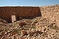 Kleinkastell Gasr Banat - Blick im Inneren nach Süden.jpg