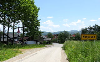 Klinja Vas Place in Lower Carniola, Slovenia