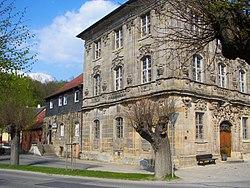 Kloster Langheim Konventbau