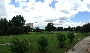 Klutho Park - Image: Klutho Park, Jacksonville, Florida 2013 06 26 14 24