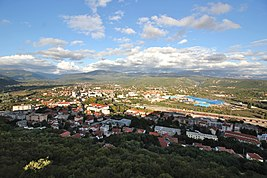 Knin – city view from fortress (2020) 2.jpg