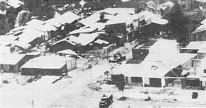 Battle of An Lộc - PAVN T-54 tanks destroyed in An An Lộc