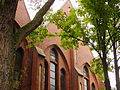 Kościół ewangelicko-augsburski Wniebowstąpienia Pańskiego 1912-1913 ulica Śląska - 22.JPG