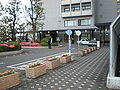 Komaki City Hospital Bus Stop 02.JPG