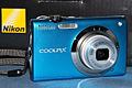 Kompakte Digitalkamera Nikon Coolpix.JPG