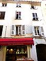 Korsika – Ajaccio – Rue Cardinal Fesch - Jean-Jérôme Lévie 1793 asile pour Napoléon Bonaparte - panoramio.jpg