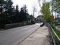 Královice, K Uhříněvsi, most přes Rokytku.jpg