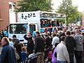 Kramermarktsumzug Oldenburg Gospelchor Sound & Joy.JPG