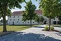 Kremsmünster Schloss Kremsegg Getreidekasten Portal.jpg