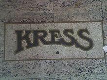 S H Kress Co Wikipedia